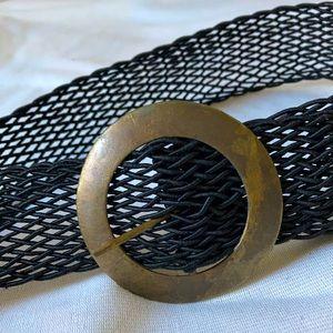 Vintage Mesh netted Belt